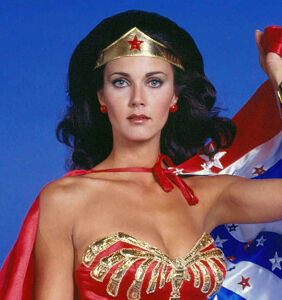 The original Wonder Woman just shot down James Cameron and it's perfect