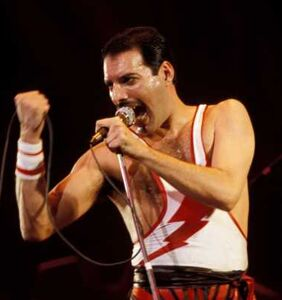 First look at Rami Malek as Freddie Mercury in Bryan Singer-directed biopic
