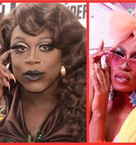Vogue magazine can't tell 'Drag Race' stars Shea Coulee and Bob The Drag Queen apart