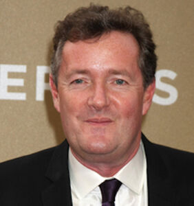 "The Internet is mad at Piers Morgan for specifically stating he was hanging out in a ""gay bar"""