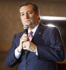 Damage control: Ted Cruz attempts to explain the bisexual adult film on his Twitter profile