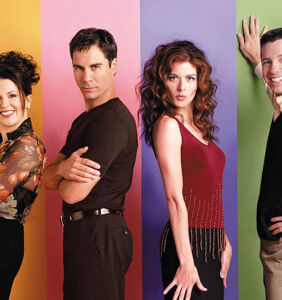 Eric McCormack: 'Will & Grace' is why gay marriage was passed