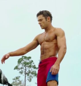 Zac Efron reveals which male actor he'd most like to film a sex scene with