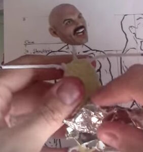 Sculptor's miniature Freddie Mercury creation will blow your mind