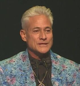 Greg Louganis reads inspiring, somewhat gut-wrenching letter to his younger self