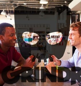 You've heard of Uber Eats… But are you ready for 'Grindr Eats'?