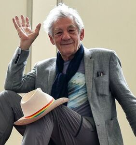 That time 79-year-old Ian McKellen partied at a Berlin sex club until 4 AM