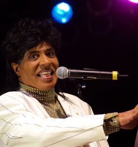 Little Richard says he's no longer gay, has abandoned all 'unnatural affections' toward men