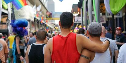 Then & Now: How one great American city became the gay capital of the south