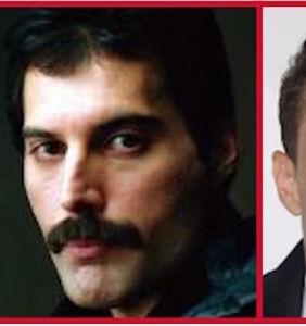 My god… Rami Malek looks exactly like Freddie Mercury in this new teaser