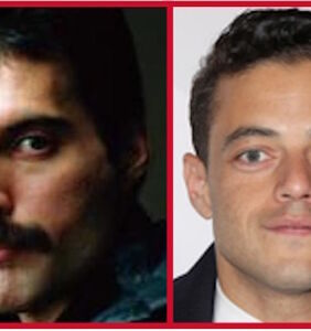 My god… Rami Malek looks exactly like Freddie Mercury in this new teaser