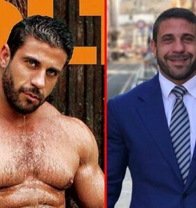 Students shocked to discover their math professor used to be a muscle daddy adult film star
