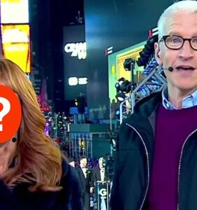 Guess which A-gay is replacing Kathy Griffin as Anderson Cooper's NYE cohost?