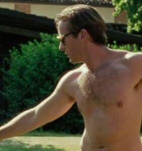 Timothée Chalamet films Armie Hammer in compromising position, then tries to delete it