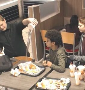 Fast food giant releases the strangest anti-bullying ad the world has ever seen