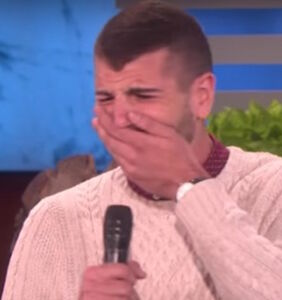 Ellen gives gay audience member the surprise of a lifetime