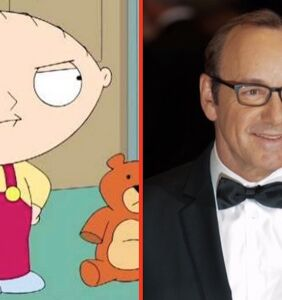"WATCH: ""Family Guy"" appeared to address Kevin Spacey allegations in 2005 episode"