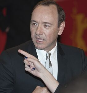 Celebrities are pissed at Kevin Spacey for coming out to counter sex assault charge