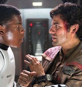 """""""Star Wars"""" star John Boyega: Poe """"needs to chill or come out"""""""
