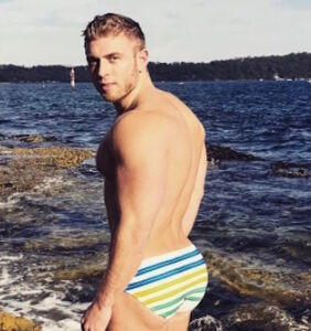 How to wear a Speedo; Baz Luhrmann H&M ad features bisexual threesome; Freddy Krueger comes out