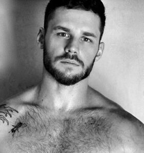 Matthew Camp on being an object of desire and owning his own sexual health