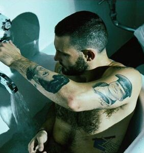 PHOTOS: What's better than taking a bath? Taking one with Nico Tortorella.