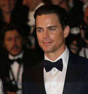 """Straight guys keep covertly gushing about """"Magic Mike"""" to Matt Bomer"""