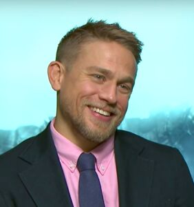 "How did Charlie Hunnam get the nickname ""12 Inch""?"