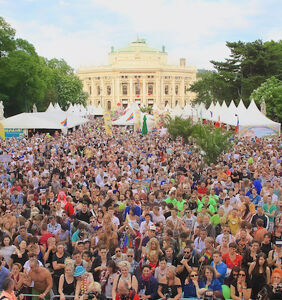 EuroPride, gay saunas, and even more incredible reasons to make plans for Vienna now