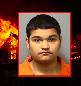 Teen burns gay adoptive father alive so he could be with his biological dad in prison