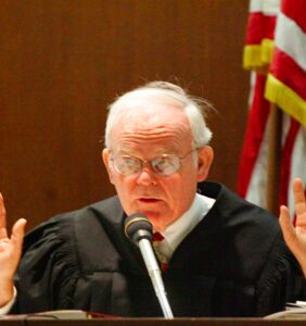Judge refuses to touch HIV-positive man's court documents because they came in licked envelopes