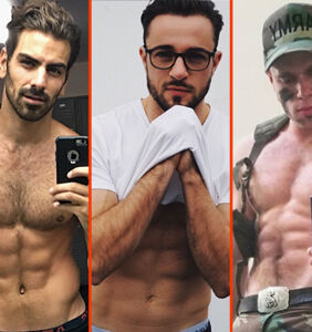 Nyle DiMarco's quickie, Derrick Gordon's thighs, & Laith Ashley's revealing hike