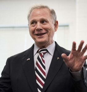 As the nation grapples with coronavirus, Roy Moore thinks now is a great time to debate gay marriage