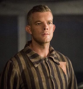 Russell Tovey is a gay superhero who survived Nazi capture