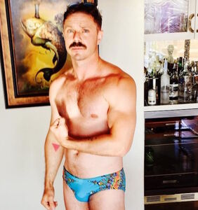 """Jake Shears: """"If all you're giving the world is your body on Instagram, check yourself, f*ck off"""""""