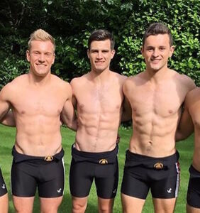 The Warwick Rowers reveal all in their 2018 calendar...