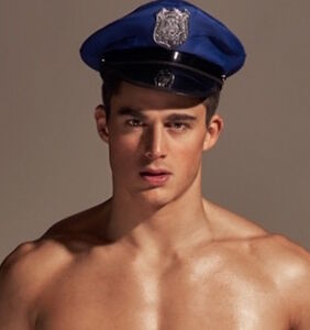 We didn't realize how much we needed new photos of Pietro Boselli strutting around in briefs