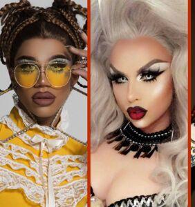 PHOTOS: The 10 fiercest drag queen looks of October 2017