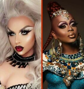 PHOTOS: The 10 fiercest drag queen looks of October 2017