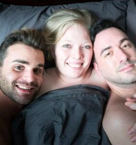 This married gay couple wanted to spice things up… so they became a bisexual thruple