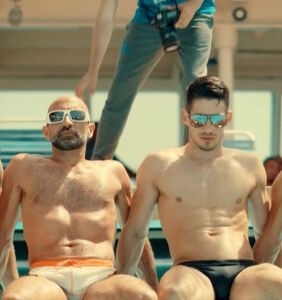 What goes on during a gay cruise? This sexy new documentary reveals all