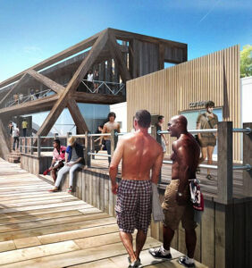 Explosive allegations made against one of Fire Island's most popular hotspots