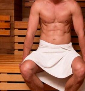 Can gay bathhouses teach men to love themselves better? This guy says yes, definitely.