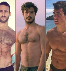 Max Emerson's hot towel, Russell Tovey's feet & Usher shows off