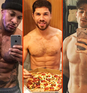 Ricky Martin's lazy day, Aaron Carter's transformation, & Cheyenne Parker's pizza