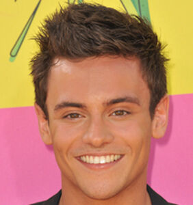 Tom Daley wants husband Dustin Lance Black to film him with his celebrity crush