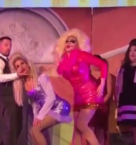 """You'll rewatch Trixie Mattel and Katya's """"Romy and Michele"""" interpretative dance… time after time"""