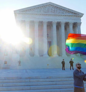 Supreme Court has begun undermining marriage equality
