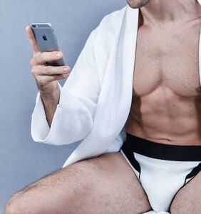 """This new underwear was designed to save your """"love muscle."""" We're confused and titillated."""
