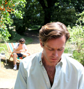 Best of Entertainment 2017: Creative use of fresh peaches–'Call Me By Your Name'